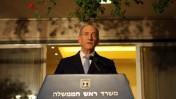 ראש הממשלה מכחיש את החשדות נגדו, בנאום במוצאי יום העצמאות (צילום: פלאש 90)