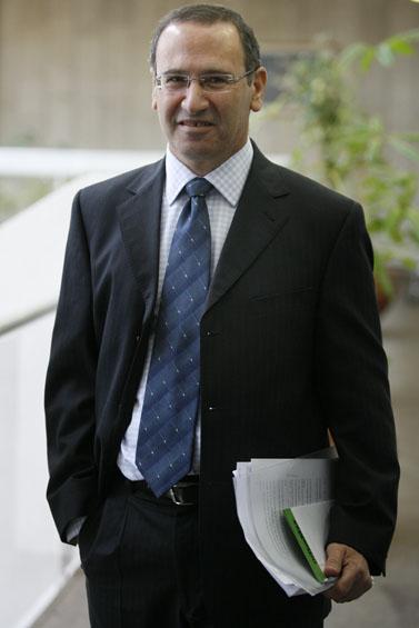 המפקח על הבנקים רוני חזקיהו (צילום: מיכל פתאל)