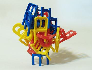 משחק הכסאות (צילום: ג'ו וו, רשיון CC)
