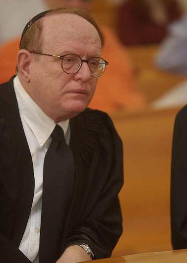 """עו""""ד ד""""ר יעקב וינרוט (צילום: פלאש 90)"""