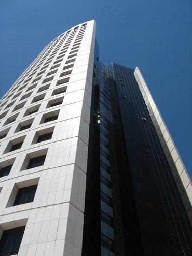 בית-הוורד, בניין ערוץ 10 בגבעתיים