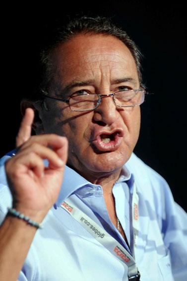 יוסי מימן, בעל המניות העיקרי בערוץ 10 (צילום: יוסי זליגר)
