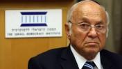 שר המשפטים יעקב נאמן, אתמול בכנס במכון הישראלי לדמוקרטיה (צילום: אביר סולטן)