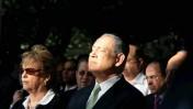 ראש הממשלה בנימין נתניהו בטקס לזכרו של יצחק רבין (צילום: עמית שאבי)