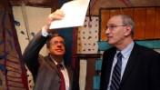 פרקליט המדינה משה לדור והיועץ המשפטי לממשלה מנחם (מני) מזוז (צילום ארכיון: יוסי זמיר)