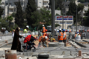 מזרח ירושלים, יוני 2009 (צילום: קובי גדעון)