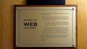 """""""היכן שהרשת נולדה"""". מעבדות CERN (צילום: MaxBraun)"""