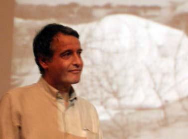 """ברונו סטיבנס (צילום: """"העין השביעית"""")"""