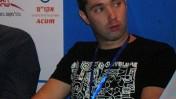 """עורך אתר nrg מעריב, ארנון גל (צילום: """"העין השביעית"""")"""
