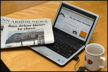 """""""האינטרנט אינו עיתון"""" (צילום: mfophotos, רישיון cc)"""