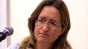 """אילנה דיין. מכללת אורנים, 24.3.09 (צילום: """"העין השביעית"""")"""
