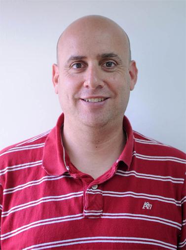 """אורי שרצקי. ההוגה, המייסד והעורך של """"שם המשחק"""" (צילום: באדיבות המצולם)"""