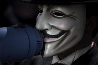 Anonymous #23 (צילום: JacobDavis, רישיון cc)