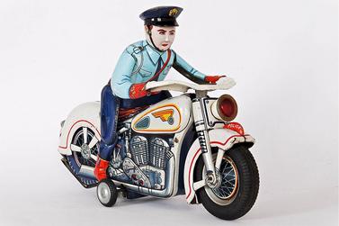 Police, Modern Toys 1960 (צילום: lord enfild, רישיון cc)