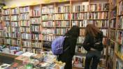 חנות צומת-ספרים, ירושלים. 30.11.06 (צילום: נתי שוחט)