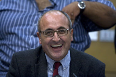 דניאל בן-סימון. הכנסת, 16.11.10 (צילום: ליאור מזרחי)
