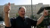 """יו""""ר ארגון המורים רן ארז. 16.11.07 (צילום: אוראל כהן)"""