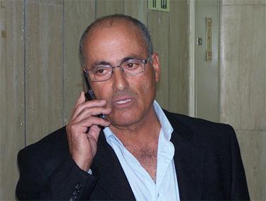 """יעקב כפיר, המשנה למנכ""""ל """"ידיעות אחרונות"""". ינואר 2010 (צילום: """"העין השביעית"""")"""