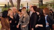 """בנימין ושרה נתניהו מארחים אירוע לרגל יום האשה הבינלאומי, 31.03.11 (צילום: אבי אוחיון, לע""""מ)"""
