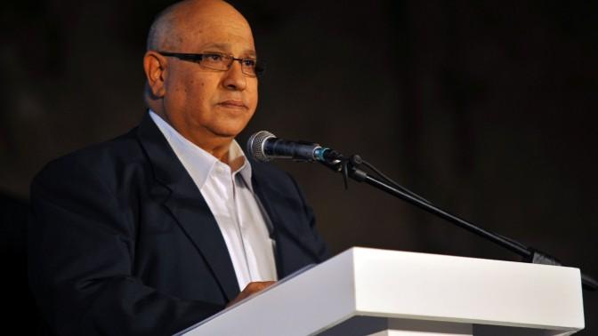 ראש המוסד לשעבר מאיר דגן, אתמול בירושלים (צילום: יואב ארי דודקביץ')