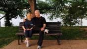 """בנימין ושרה נתניהו, אתמול בוושינגטון (צילום: אבי אוחיון, לע""""מ)"""