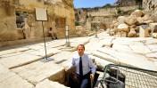 ראש עיריית ירושלים ניר ברקת, אתמול (צילום: יואב ארי דודקביץ')