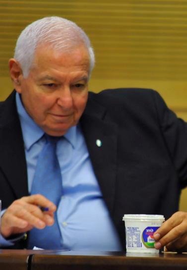 מבקר המדינה מיכה לינדנשטראוס, אתמול בכנסת (צילום: יואב ארי דודקביץ')
