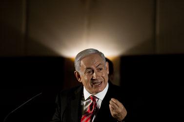 ראש הממשלה בנימין נתניהו. יוני 2011 (צילום: דוד ועקנין)