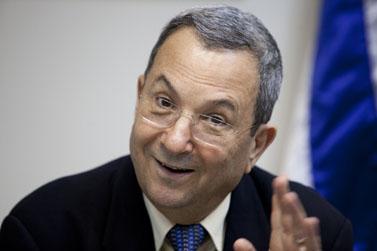 שר הביטחון אהוד ברק, מאי 2011 (צילום: דוד ועקנין)
