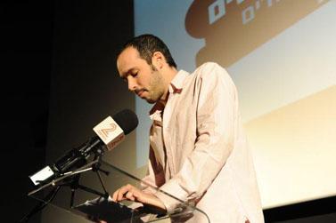 יאיר טרצ'יצקי (צילום: תמר מצפי)