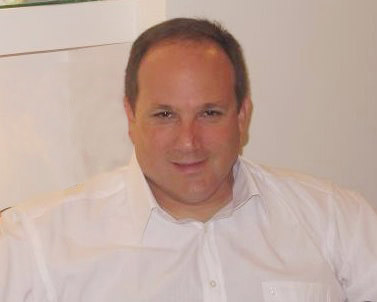"""עורך """"ידיעות אחרונות"""" רון ירון, בתצלום שנמסר על-ידיו"""