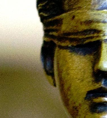 אלת הצדק. פסל, פרט (צילום: סקוט, רשיון cc-by-nc)