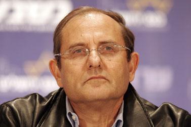 פרופ' מרדכי קרמניצר, מרץ 2011 (צילום: אורן נחשון)