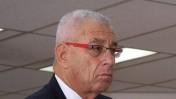 """עו""""ד נחום פינברג, בא-כוחו של """"מעריב"""", היום בבית-הדין לעבודה (צילום: """"העין השביעית"""")"""