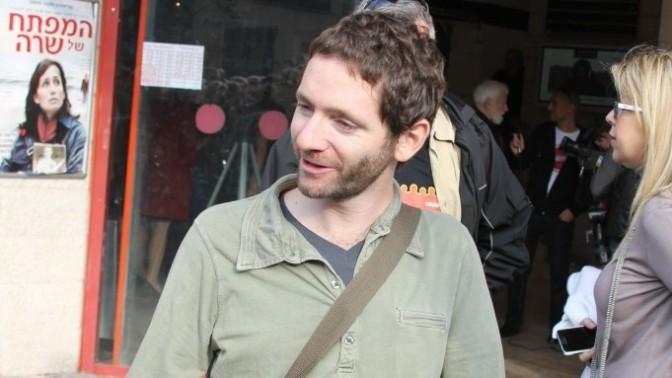 אורי בלאו, נובמבר 2011 (צילום: עידו קינן, חדר 404)