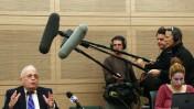 השופט בדימוס ורדי זיילר, מרץ 2008 (צילום: אוליבייה פיטוסי)