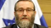 """ח""""כ משה גפני, יו""""ר ועדת הכספים. אתמול בדיון על הריכוזיות (צילום: ליאור מזרחי)"""