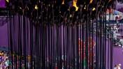 היציעים האולימפיים, לונדון 2012 (צילום: דנקן רולינסון, רישיון cc-by-nc)