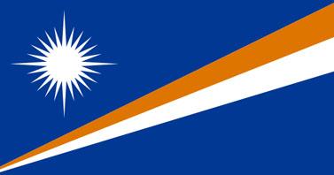 דגל הרפובליקה של איי מרשל