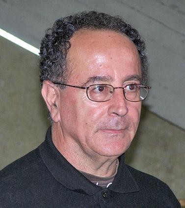 """הפרשן הכלכלי של """"מעריב"""", יהודה שרוני (צילום: """"העין השביעית"""")"""