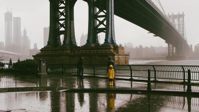 גשר המוביל למנהטן, אתמול (צילום: Barry Yanowitz, רישיון CC BY-NC 2.0)