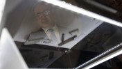 ראש הממשלה בנימין נתניהו היום בכנסת. 12.12.11 (צילום: דוד ועקנין)