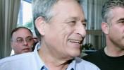 העיתונאי דן מרגלית (צילום: משה שי)