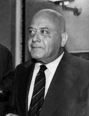 גרשום שוקן, 1984 (צילום: משה שי)