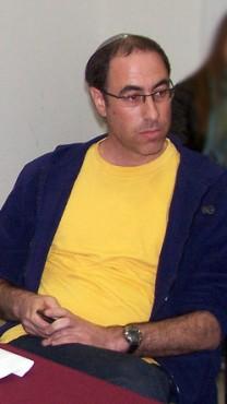"""קלמן ליבסקינד, עיתונאי """"מעריב"""""""