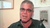 לארי דרפנר בראיון לטלוויזיה האוסטרלית (צילום מסך)
