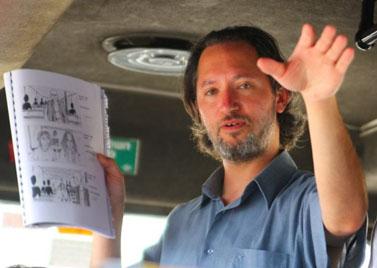 הבמאי דני לרנר (צילום: Original Work, רשיון cc-by-sa 3.0)