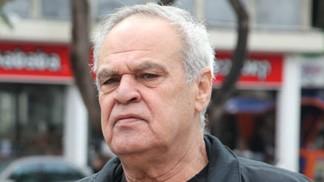 רוני דניאל, הפרשן הצבאי של ערוץ 2. נובמבר 2011, תל-אביב (צילום: מתניה טאוסיג)