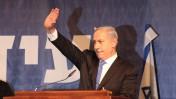 ראש הממשלה בנימין נתניהו, אתמול בוועידת הליכוד (צילום: יוסי זליגר)