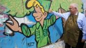 """יו""""ר הכנסת ראובן ריבלין בביקור בגוש עציון, אתמול (צילום: אורן נחשון)"""